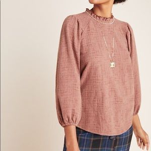 Anthropologie | Jasia Balloon-Sleeved Pullover